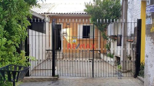 Imagem 1 de 15 de Casa À Venda, 80 M² Por R$ 300.000,00 - Vila Das Palmeiras - Guarulhos/sp - Ca0046