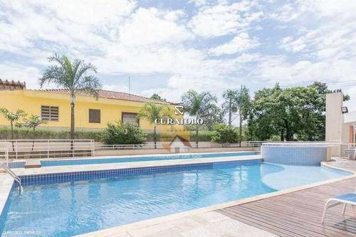 Apartamento Para Venda Em Santo André, Casa Branca, 3 Dormitórios, 1 Suíte, 1 Banheiro, 1 Vaga - Vqfale_1-1755132