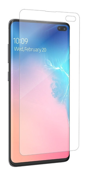 Mica Símil Cristal Ultra Clear Invisibleshield-samsung S10+
