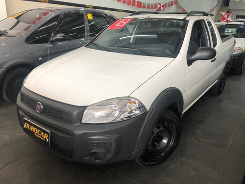 Fiat Strada 1.4 Hard Working Cabine Estendida Flex  2018