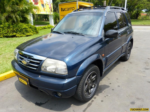 Chevrolet Grand Vitara At 2500cc 4x4