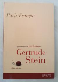 Paris França Gertrude Stein