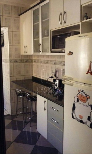 Apartamento À Venda, 87 M² Por R$ 390.000,00 - Vila Helena - Santo André/sp - Ap6526