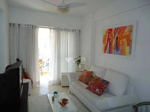 Apartamento Com 2 Dormitórios À Venda, 60 M² Por R$ 435.000,00 - Santa Rosa - Niterói/rj - Ap38072