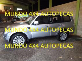 Sucata Pajero Full 3.2 200cv 2015 Com Motor E Cambio E Peças
