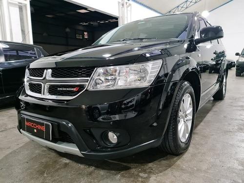 Dodge Journey Sxt 3 Filas De Asiento, Techo Y Cuero
