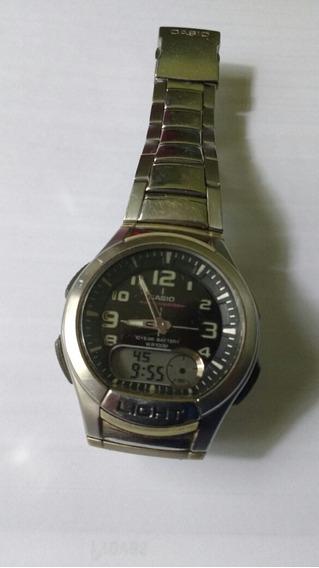 Relógio Masculino Casio Aq-180wd 1bv