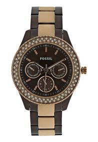 Relógio Fossil Feminino Multifuncional Fes2955z