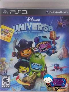 Disney Universe Ps3 Fisico