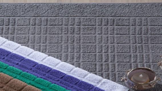 Toalha De Piso Box Linha Brisa 45 X 70-cm 6 Peças
