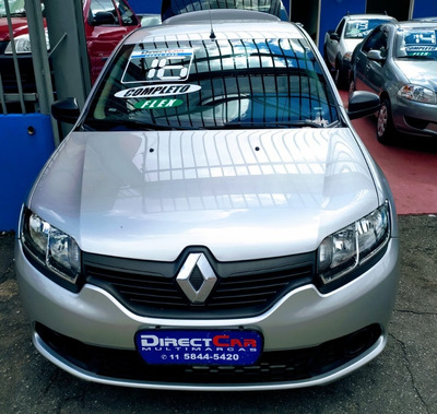 Renault Sandero 1.0 Authen Flex 4p Manual