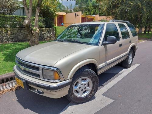 Chevrolet Blazer Mt 4x4 4.000cc