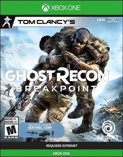 Imagen 1 de 5 de Videojuego Ghost Recon Breakpoint Limite Editiion Xbox One
