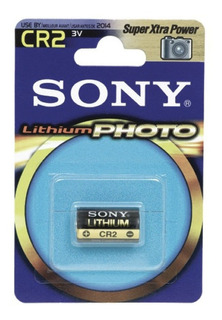 Pila Litio Sony Cr2 3v Bateria Lithium Photo Camaras Otros