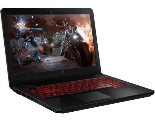 Notebook Gaming Fx504ge-bs73 I7-8750h 1tb 128ssd 8gb 1050ti