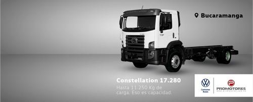 Imagen 1 de 8 de Volkswagen Constellation 17.280 Lr