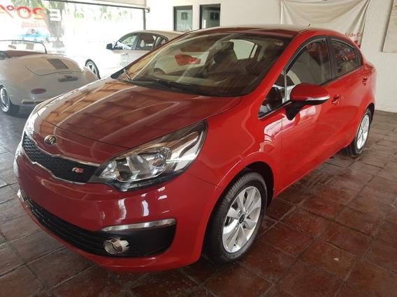 Kia Rio 1.6 Ex Sedan Mt 2017