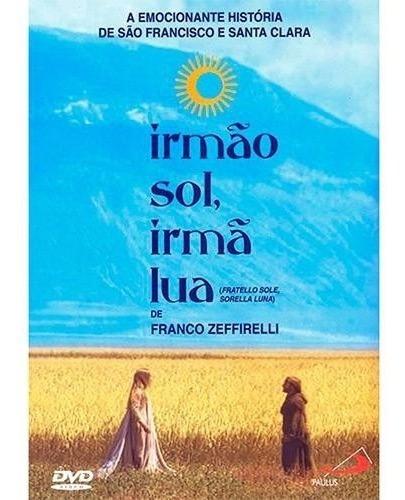 Dvd - Irmão Sol, Irmã Lua - Original Lacrado