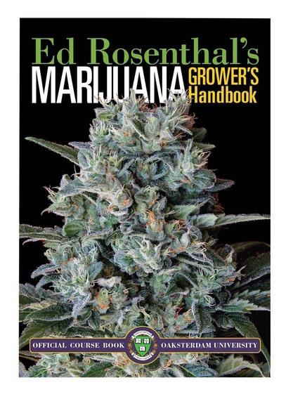 Livro Growers Handbook Cultivo Indoor Grow Led