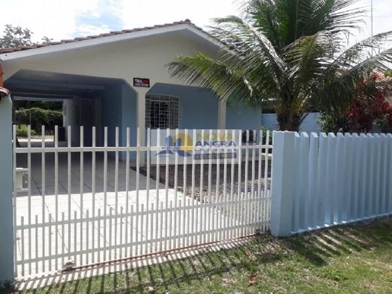 Casa Para Locação Anual No Marissol Em Pontal Do Paraná - Pr - 1038