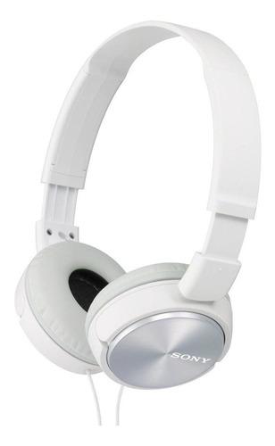 Imagen 1 de 2 de Auriculares Sony ZX Series MDR-ZX310AP white