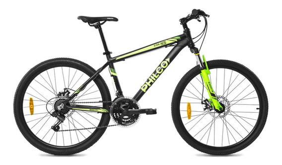 Bicicleta Mountain Bike Escape Aluminium Rodado 26 Philco