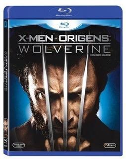 Blu-ray X-men - Origens Wolverine - Original E Lacrado