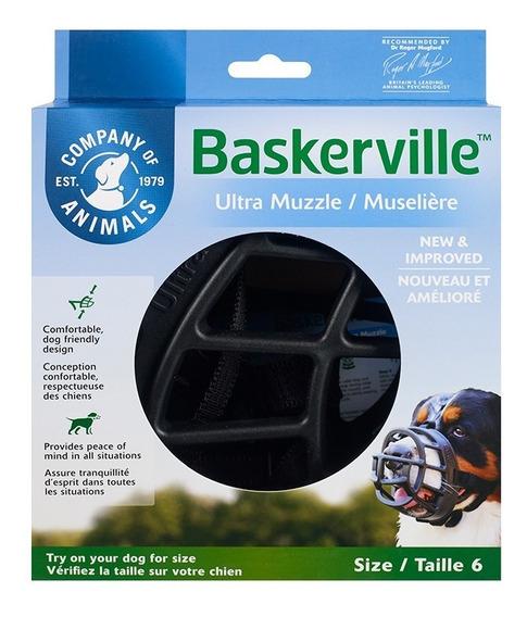 Focinheira Cachorro Baskerville Ultra Muzzle X X Large Num 6