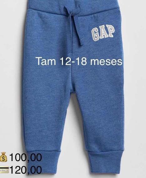 Calça De Moletom Gap Baby