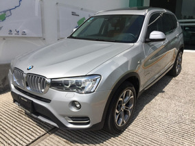 Bmw X3 Xdrive28ia X Line At 17*venta En Agencia Bmw*4014