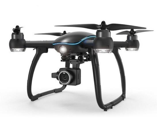 Zangão Dobrável Profissional Quadcopter B105