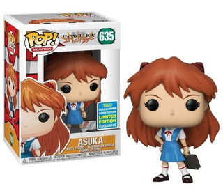 Funko Pop Asuka 635 - Evangelion Limited Edition