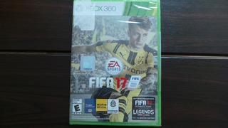 Fifa 17 Xbox 360 Nuevo Sellado