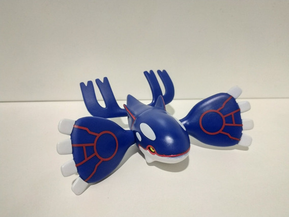 Pokemon Kyogre Nº 382 Pokemons Articulado 8cm - Tomy