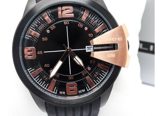 Relógio Masculino Lince Mrp4457s P2px Original Nf-e