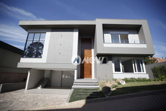 Casa Com 3 Dormitórios À Venda, 271 M² Por R$ 1.400.000,00 - Rondônia - Novo Hamburgo/rs - Ca1426