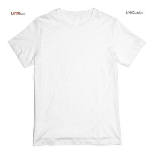112ae67b28 Camiseta Básica Masculina 100% Algodão Revenda Promoção!