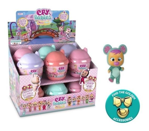 Magic Tears Mini Cry Babies Bottle House