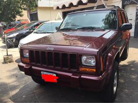 Jeep Cherokee 4.0 N Con Gnc Classic 2001