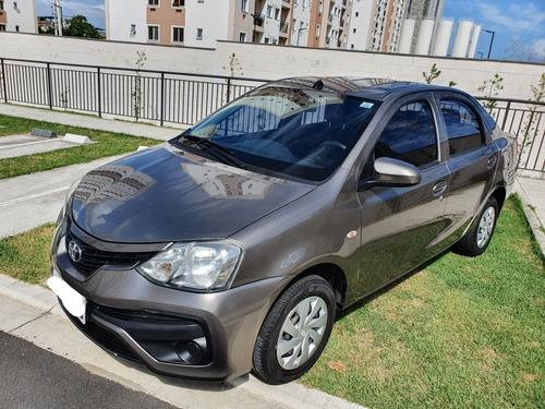 Toyota Etios 2019 1.5 16v X Aut. 4p