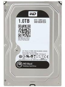 Hd 1000gb 1 Tb Sata 3 Desktop 7200rpm Western Digital Black