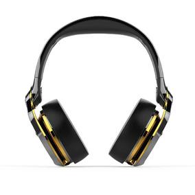 Monster Roc Sport Over-ear Headphones - Black Platinum Cr7