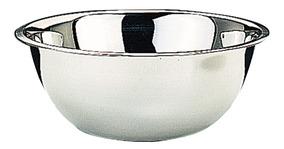 Bowl Acero Inox Para Preparar Alimentos (24 Cm) Marca Ibili