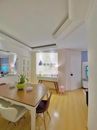 Apartamento Para Venda Em São Paulo, Liberdade, 3 Dormitórios, 1 Suíte, 2 Banheiros, 2 Vagas - Lib70tape_1-1784601