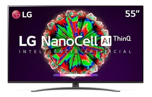 Smart Tv LG 55  4k Ips Nanocell Wifi Bluetooth Hdr Iot