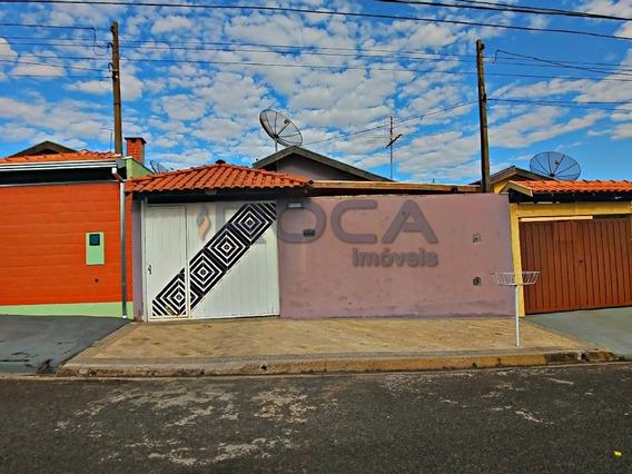 Casa - 2 Quartos - Douradinho - 21515