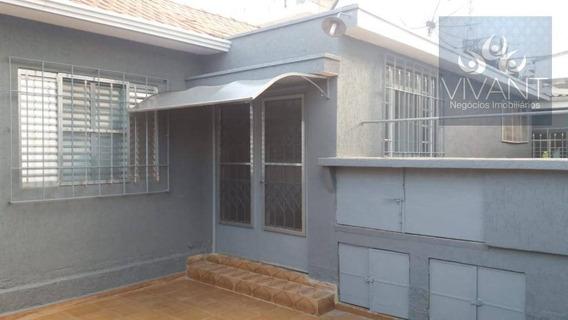 Casa Com 2 Dormitórios Para Alugar, 60 M² Por R$ 2.000,00/mês - Centro - Suzano/sp - Ca0148