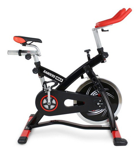 Bicicleta Indoor Fc-58h Randers Max Profesional Hasta 140kg