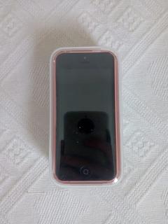 iPhone 5c 8gb Em Excelente Estado + Fone E Carregador