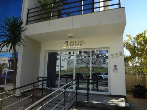 Sala Para Aluguel Em Loteamento Alphaville Campinas - Sa245996
